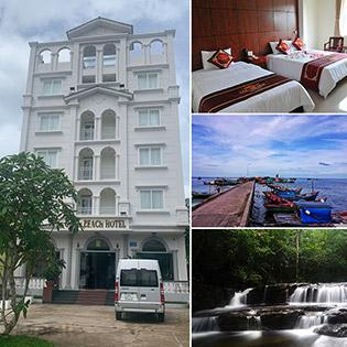 Combo Gold Beach Hotel Phú Quốc 3N2Đ Phòng Standard + Buffet Sáng + Tour Tham Quan Bờ Phía Nam Đảo Dành Cho 2 Người – Không Phụ Thu Cuối Tuần
