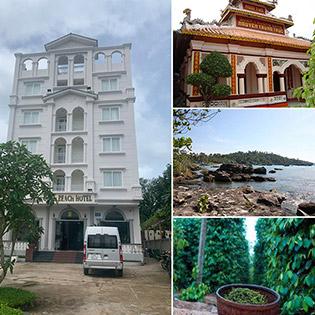 Combo Gold Beach Hotel Phú Quốc 3N2Đ Phòng Standard + Buffet Sáng + Ăn Trưa + Tour Tham Quan Bờ Phía Bắc Đảo Dành Cho 2 Người – Không Phụ Thu Cuối Tuần