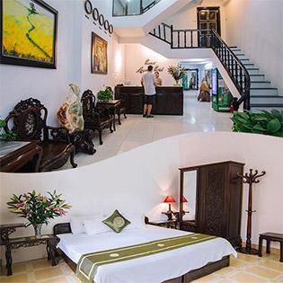 Hanoi Legend Hotel 2* Phố Cổ Hà Nội 2N1Đ + Ăn Sáng Miễn Phí Set Menu Cho 02 Người