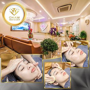 Chăm Sóc Da Mặt Cấp Ẩm Oxy Tươi Chỉ 59K Tại Cham Beauty Spa