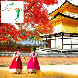 Tour Hàn Quốc 4N3Đ – Khám Phá Xứ Sở Kim Chi Đại Hàn Dân Quốc – Seoul – Nami - Everland - Khứ Hồi Hàng Không 5* Asiana Airline