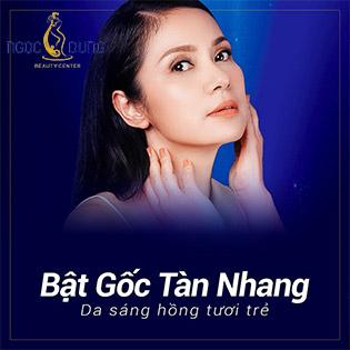 Mua 1 Tặng 1 - Hệ Thống Ngọc Dung - Top TMV Uy Tín Tại Việt Nam - Xóa Bỏ Nám/ Tàn Nhang – CN Laser