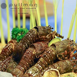 Pullman Saigon Centre 5* - Buffet Tối Hải Sản, Tôm Hùm Đẳng Cấp Quốc Tế - Free Soft Drink – Đã Gồm VAT