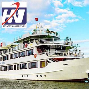 Tour Khám Phá Vịnh Hạ Long 2N1Đ - Khởi Hành Hà Nội - Du Thuyền Hạ Long Silver Sea 4* Dành Cho 01 Người