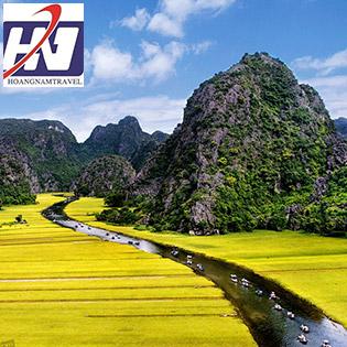 Tour 5N4Đ Khởi Hành Hà Nội - Ninh Bình - Du Thuyền Hạ Long - Sapa - Fansipan - Dành Cho 01 Người