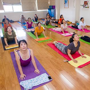 Thẻ Tập Yoga 1 Tháng Tại Trung Tâm Yoga Vì Sức Khỏe - Hạnh Phúc - Full Tập 30 Tập