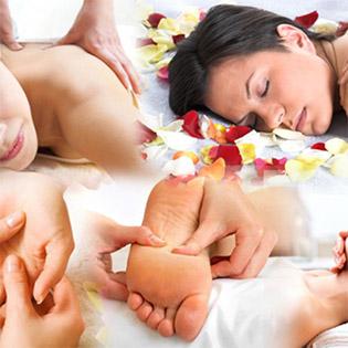 Xông Hơi Đá Muối + Massage Body Đá Nóng - Korea Spa