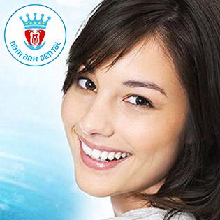 Nha Khoa Nam Anh & Nha Khoa Mỹ Thiện - Răng Toàn Sứ Cercon HT 100% Của Đức, Thương Hiệu Dentsply - Bảo Hành Trọn Đời