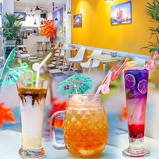 ALO CAFE - Trải Nghiệm Toàn Menu Đồ Uống Và Không Gian Thư Giãn