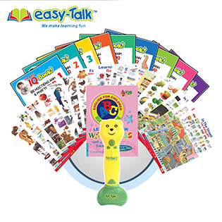 Bút Chấm Đọc Tot-Talk 2/ Smart-Talk 2 Giúp Phát Triển Ngôn Ngữ Nhanh Chóng – Hoàn Thiện Kỹ Năng Nghe – Nói – Đọc – Viết