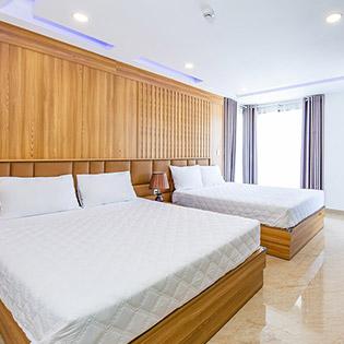 Khách Sạn Thiên Anh Nha Trang - Phòng Tiêu Chuẩn 2* 2N1Đ - Dành Cho 02 Khách - Không Phụ Thu Cuối Tuần