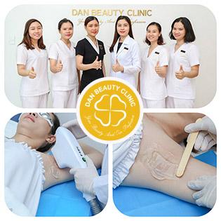 Triệt Lông Theo Tiêu Chuẩn Y Khoa - Tự Tin Đón Hè Cùng Dan Beauty Clinic