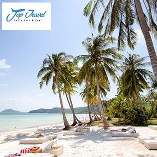 Tour Phu Quoc Island Thiên Đường Hawaii 3N3Đ Tàu Superdong