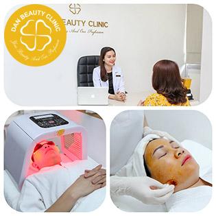Dan Beauty Clinic - Chăm Sóc Da Mụn Bằng Công Nghệ Ánh Sáng LED