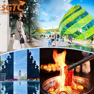 Tour VIP Đà Lạt 3N3Đ – Cổng Trời Bali Tại Đà Lạt – KDL Lá Phong - Mapple Đà Lat- Kokoro Café – Làng Người Lùn - Khu Vườn Cổ Tích - Tặng Tiệc BBQ Hàn Quốc