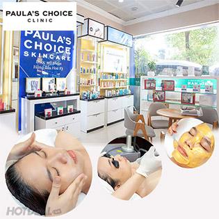 Loại Bỏ Mụn Chuyên Sâu Cùng Bác Sĩ Da Liễu Tại PAULA'S CHOICE CLINIC (Áp Dụng Cả Nam Và Nữ)