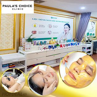 Chăm Sóc Da Nhạy Cảm Khô Đến Rất Khô /  Nhạy Cảm Hỗn Hợp Đến Dầu Tại Paula's Choice (Áp Dụng Cả Nam Và Nữ)