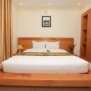 SeaSala Vũng Tàu Hotel 2* - Phòng Standard Double 3N2Đ Ngay Bãi Sau, Gần Quảng Trường