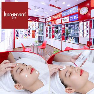 Trị Mụn Theo Chuẩn Y Khoa Chỉ 189K Tại Kang Nam Beauty & Spa