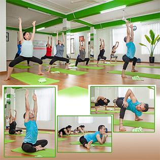 Thẻ Tập Yoga 1 Tháng Tại An Nhiên Yoga - Full Lịch Tập 30 Ngày