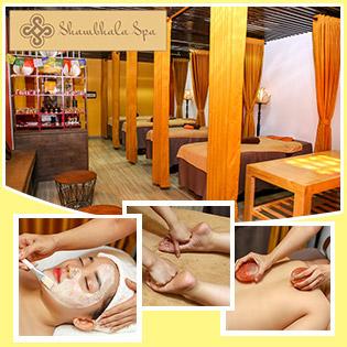 Massage Body Thư Giãn Himalaya + Ngâm Chân + Nằm Giường Đá Muối - Shambhala Spa Top 10 Spa Nổi Tiếng Sài Gòn Về Massage Body, Foot