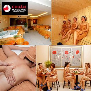 Dịch Vụ Vip Buffet Massage Body 10in1 + Buffet Vitamin Dùng Không Giới Hạn - Chuẩn Spa & Massage