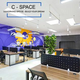 Dịch Vụ Cho Thuê Chỗ, Phòng Họp, Studio Tại C-Space Coworking Office