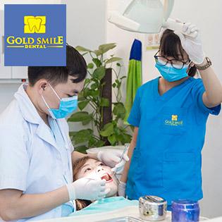 Gói Dán/ Bọc Răng Toàn Sứ Đức VNEES Công Nghệ Hiện Đại - Bảo Hành 10 Năm Chỉ Có Tại Nha Khoa Quốc Tế Gold Smile