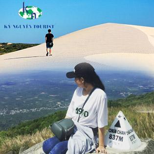 Tour Phan Thiết 2N1Đ - Núi Chứa Chan - Đồi Cát Bay - Lâu Đài Rượu Vang - Lưu Trú Resort 4*