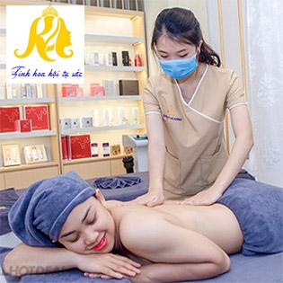 Chải Thông Kinh Lạc Chăm Sóc Sức Khỏe Chuyên Sâu Tại KA Beauty Academy