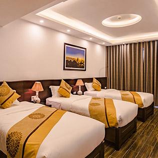 Sapa Green Hotel - Phòng Superior Double/ Twin 2N1Đ - Miễn Phí Ăn Sáng - Cho 02 Khách