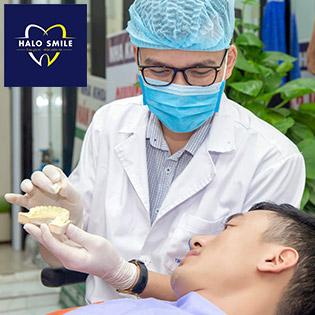 Bọc Răng Sứ Zirconia Katana - Bảo Hành 07 Năm Tại Nha Khoa Hà Nội