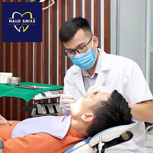 Combo Đánh Bóng Răng + Tẩy Trắng Răng + Lấy Cao Răng Tại Nha Khoa Hà Nội
