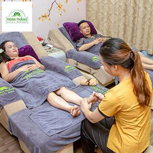 Foot Chuyên Sâu + Massage Body Thư Giãn - Toàn Thắng Foot & Body Massage