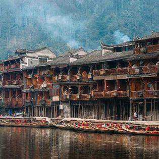 Tour Trung Quốc 6N5Đ Trương Gia Giới - Phượng Hoàng Cổ Trấn - Bay Vietjet - Khởi Hành Từ HCM - Dành Cho 01 Người