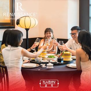 Buffet Tối Dimsum Và Hải Sản Đẳng Cấp 5 Sao Tại Kabin Restaurant