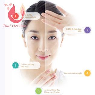 5 Lần Thu Nhỏ Chân Lông Và Trẻ Hóa Da CN Laser Yad, Tặng 5 Lần Chạy C Tại TMV Thái - Việt - Hàn