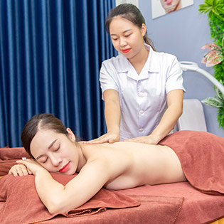 60 Phút Massage Body Thư Giãn - Senna Beauty Spa & Clinic