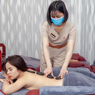 """Foot Chuyên Sâu + Massage Body Thư Giãn - """"Anna Spa"""""""