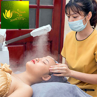 Điều Trị Mụn - Thâm - Thải Độc Tố Bằng Công Nghệ Nano Light Therapy Tại Thủy Nguyễn Spa