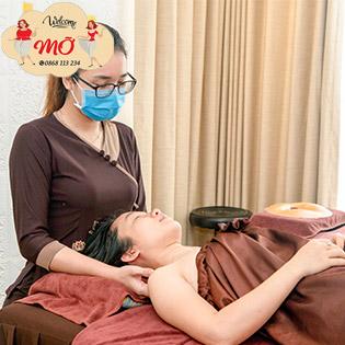 60 Phút Massage Trị Liệu Đau Mỏi Lưng, Vai, Cổ, Gáy Tặng Kèm Gội Đầu Thư Giãn - Mỡ Spa