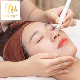 Ora Beauty - Chăm Sóc Da Mụn Chuẩn Y Khoa + Massage Cổ Vai Gáy