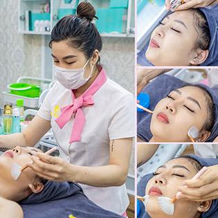 Phục Hồi Và Trẻ Hóa, Căng Bóng Da Của Hàn Quốc Aqua - Shiny - Xuka Beauty Clinic & Spa