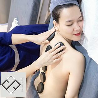 Shu Hair & Spa - Massage Body Đá Nóng Kết Hợp Bấm Huyệt Đả Thông Kinh Lạc