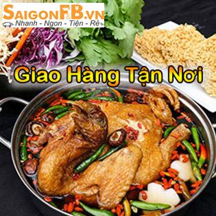Lẩu Gà Ta Tiềm Ớt Hiểm/ Lẩu Bò Dành Cho 2 Người Tại SaigonFB.Vn - Giao Hàng Tận Nơi