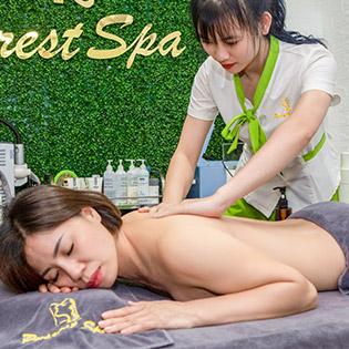 Đào Thải Mỡ Thừa Cho Cơ Thể Tại Purest Spa