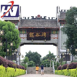 Tour Trung Quốc: Hữu Nghi Quan - Nam Ninh - Thế Giới Khủng Long 3N2Đ - Dành Cho 01 Người