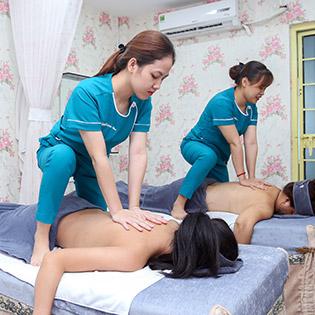 Miễn Tip - (90') Massage Body + Foot + Chăm Sóc Da Mặt + Đắp Mặt Nạ + Ánh Sáng Sinh Học/ Chạy Vitamin C/ Điều Trị Mụn, Thâm - Agafar Korea Spa