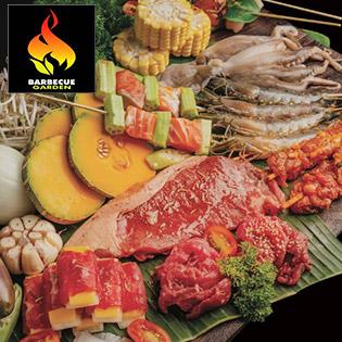Buffet Nướng Lẩu Barbecue Garden - Thương Hiệu BBQ Nổi Tiếng 12 Năm Tại TPHCM