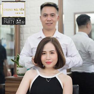 Trọn Gói Làm Tóc Đẹp Đẳng Cấp Tại Chung Nguyễn Salon